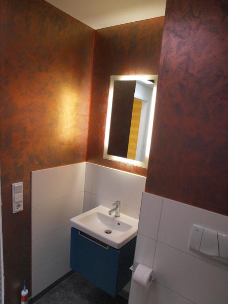 dekorative wandgestaltung. Black Bedroom Furniture Sets. Home Design Ideas